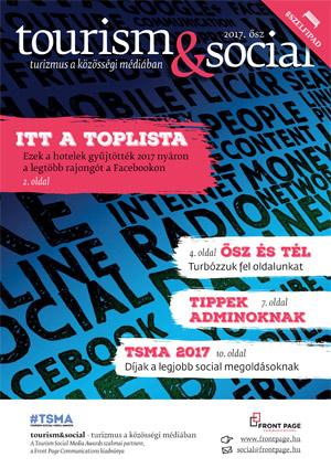 tourism&social 2017. ősz